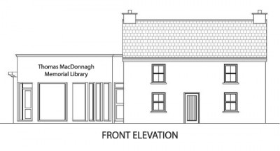 Heritage Centre front elevation